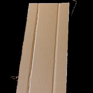 Fiche produit de la bande carton