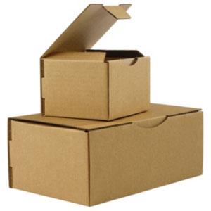 Fiche produit boîte d'expédition postale