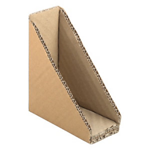 Fiche produit coin carton triangulaire