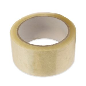 Fiche produit ruban adhésif polypropylène transparent