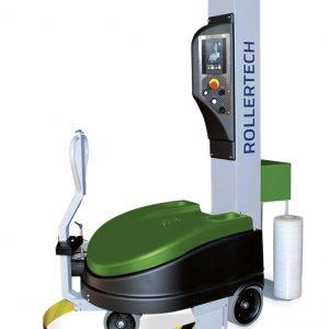 Fiche produit Banderoleuse mobile rollertech
