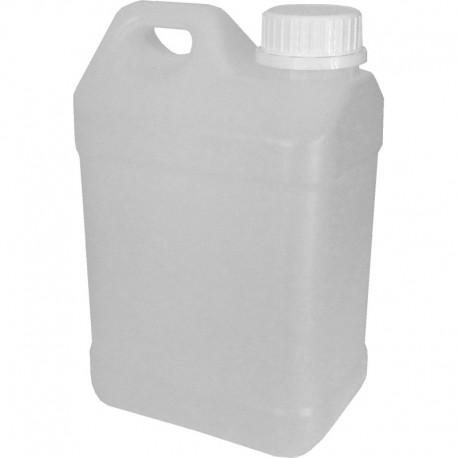 Fiche produit du bidon gerbable en plastique