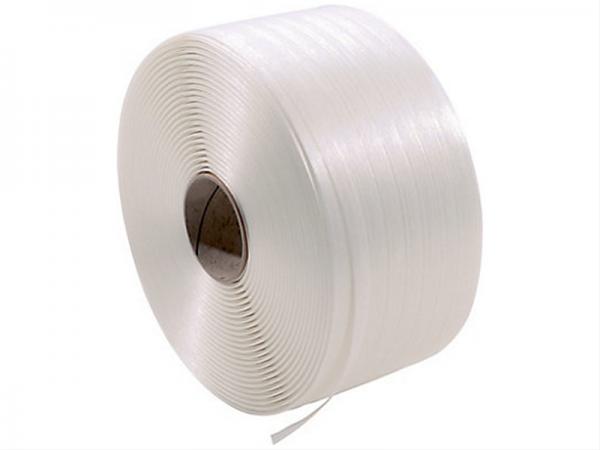 fiche produit du feuillard textile pour presse à balle