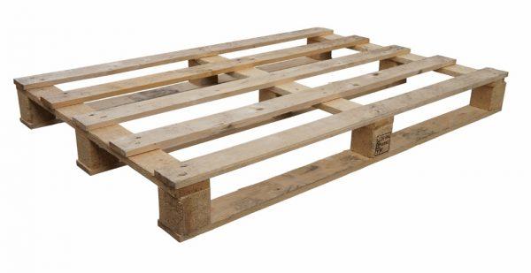 Fiche produit de la palette de bois perdue