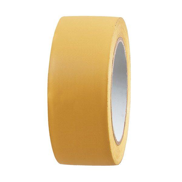 Fiche produit du ruban adhésif PVC Jaune strié