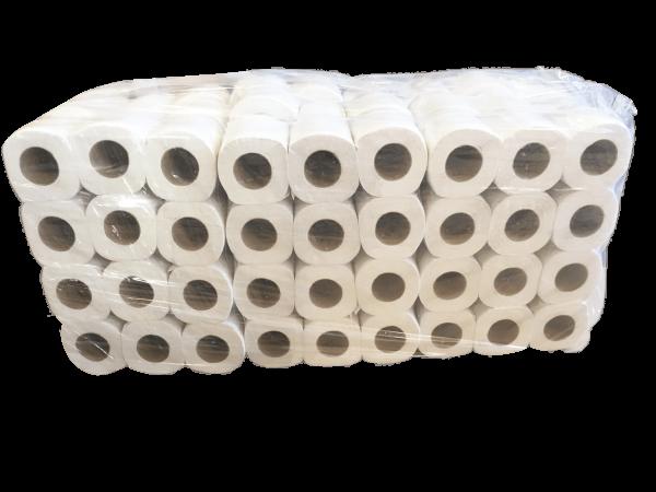 Photo des rouleaux de papier toilette