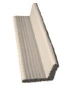 fiche produit de la cornière de protection en carton