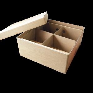 Fiche produit caisse américaine avec croisillons