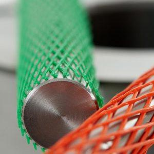 Fiche produit gaine de protection mécanique verte