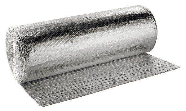 Fiche produit du film bulle complexé-aluminium