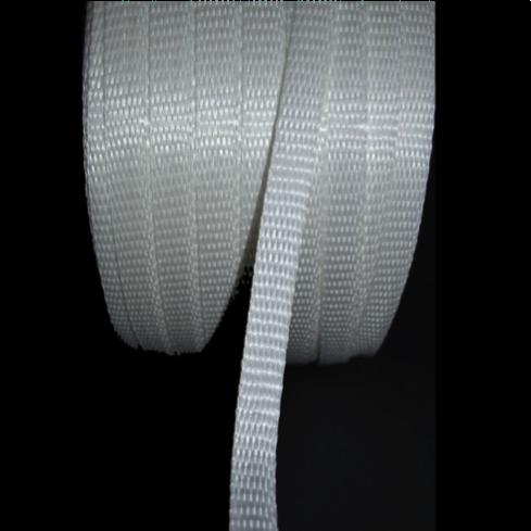 Fiche produit du feuillard polyester textile tressé